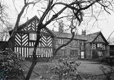 Hopton Old Hall, Upper Hopton